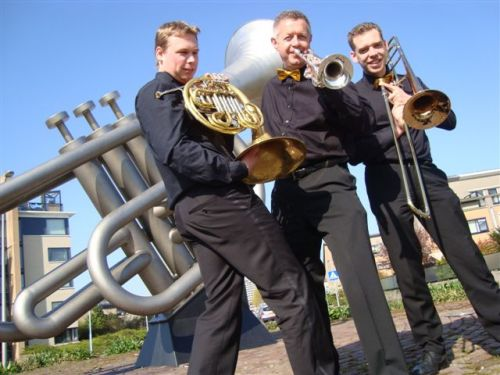 Continuous Brass