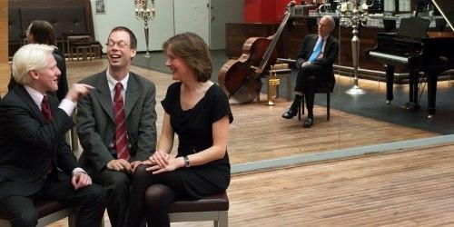 Ellister van der Molen (duo, trio of quartet)