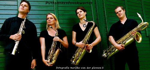 Haags Saxofoon Kwartet