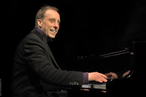 Pianist Karel Boehlee