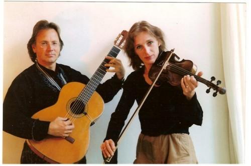Zigeuner Duo Lanyok