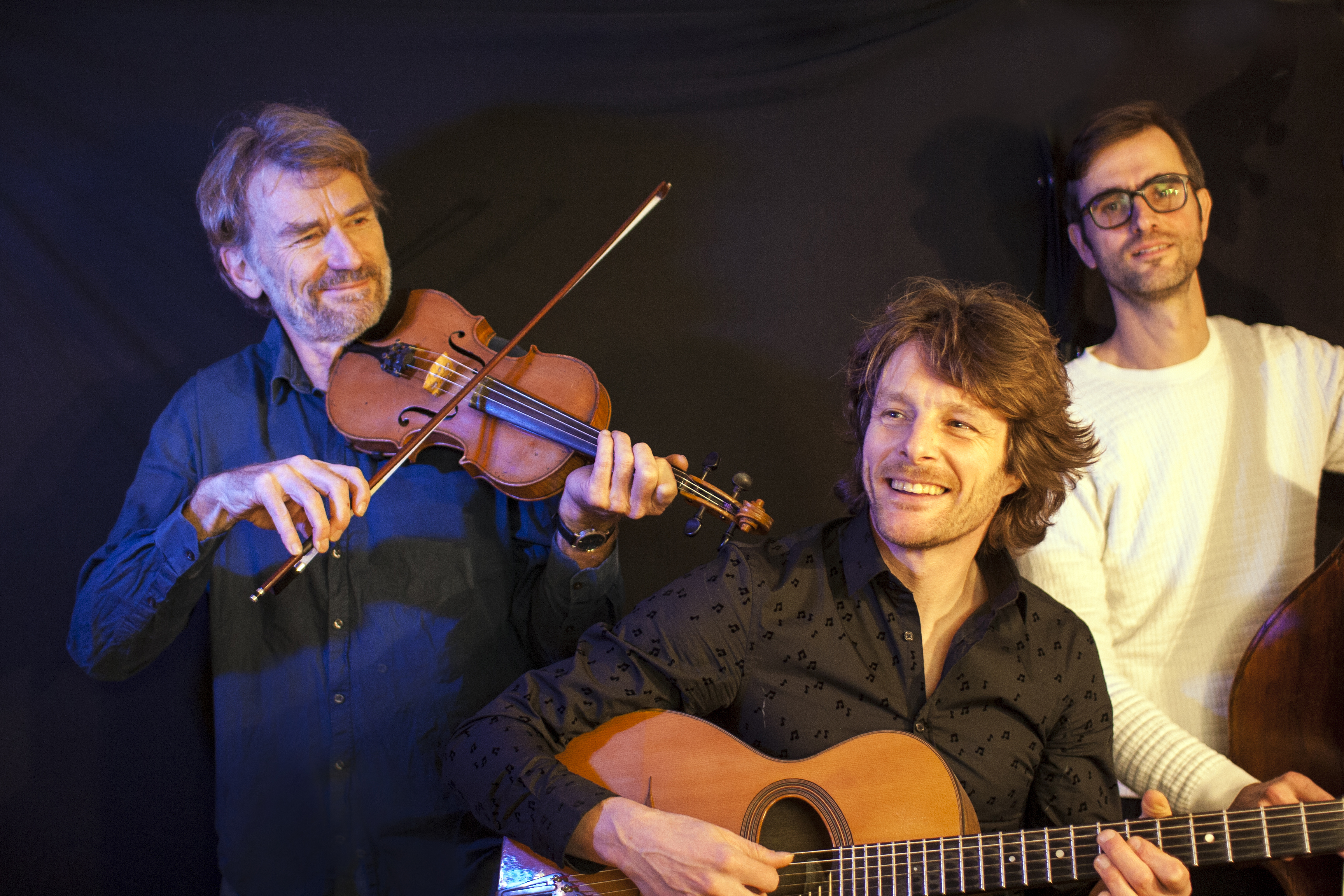 Frans (Gypsy Jazz) Ensemble Quatre Sous