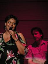 Deborah zingend 2