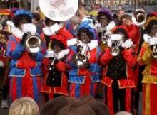 Pepernoten / Zwarte Pieten band