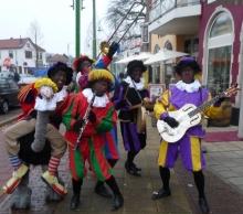 Zwarte Pieten Band