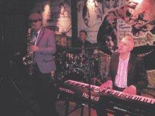 Bert Louissen + drums + sax