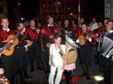 Spaanse Volksmuziek (Tuna)