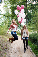 Acoustic Ladies 1a ballonnen