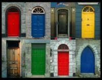 Irish Doors