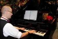 Accordeonist, zanger, pianist, violist