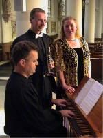 Amersfoorts Koper (met orgel en zangeres)