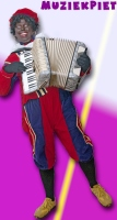 Accordeonist H Piet