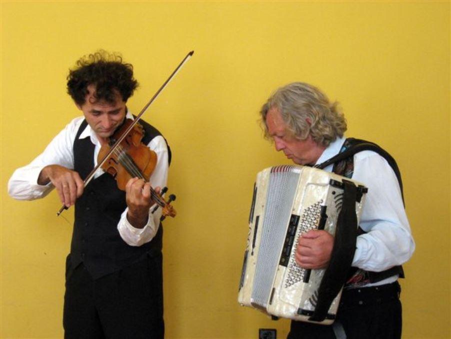 Zigeuner Duo Il Passione