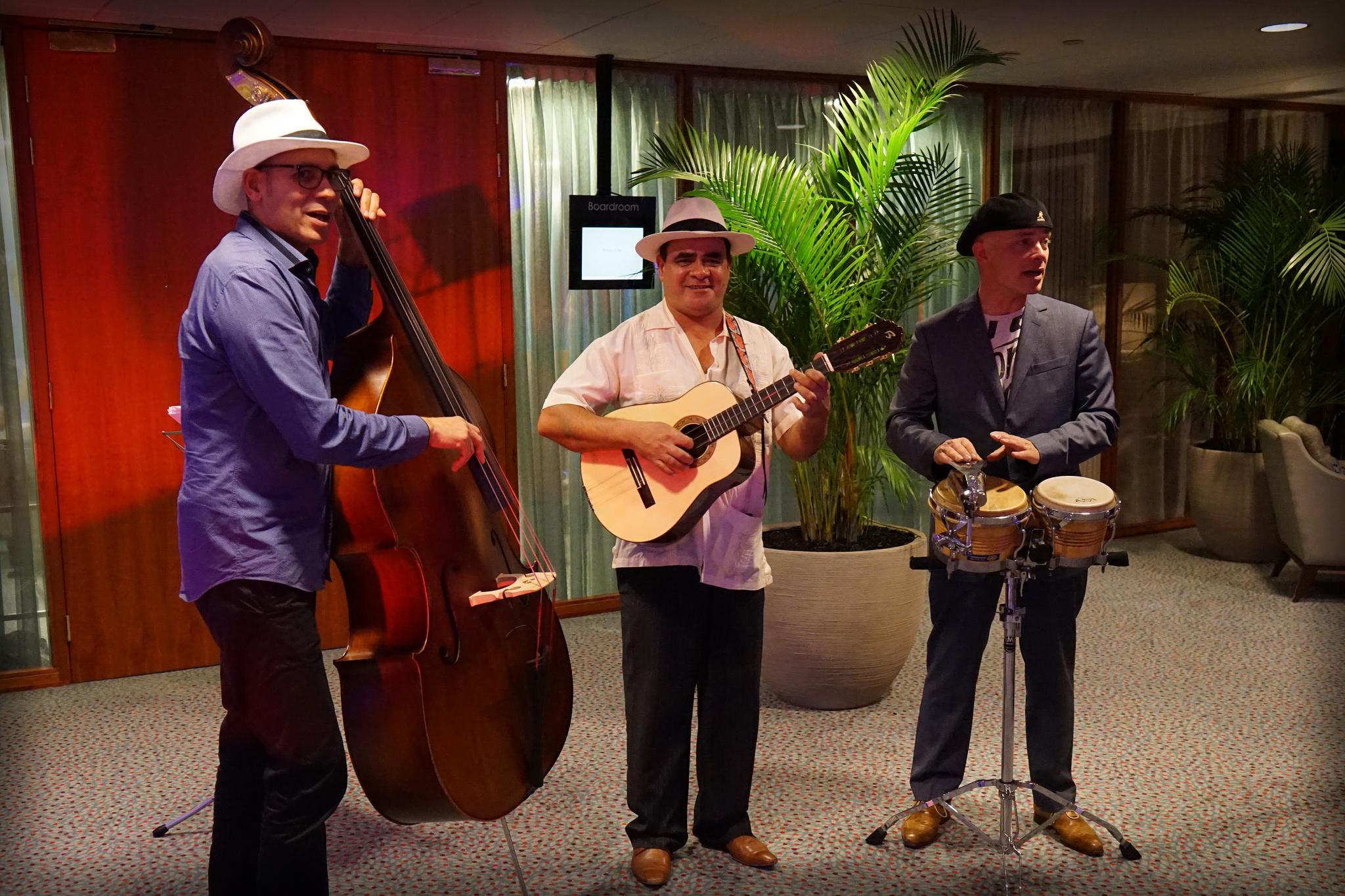 Cuban Latin Trio Caney